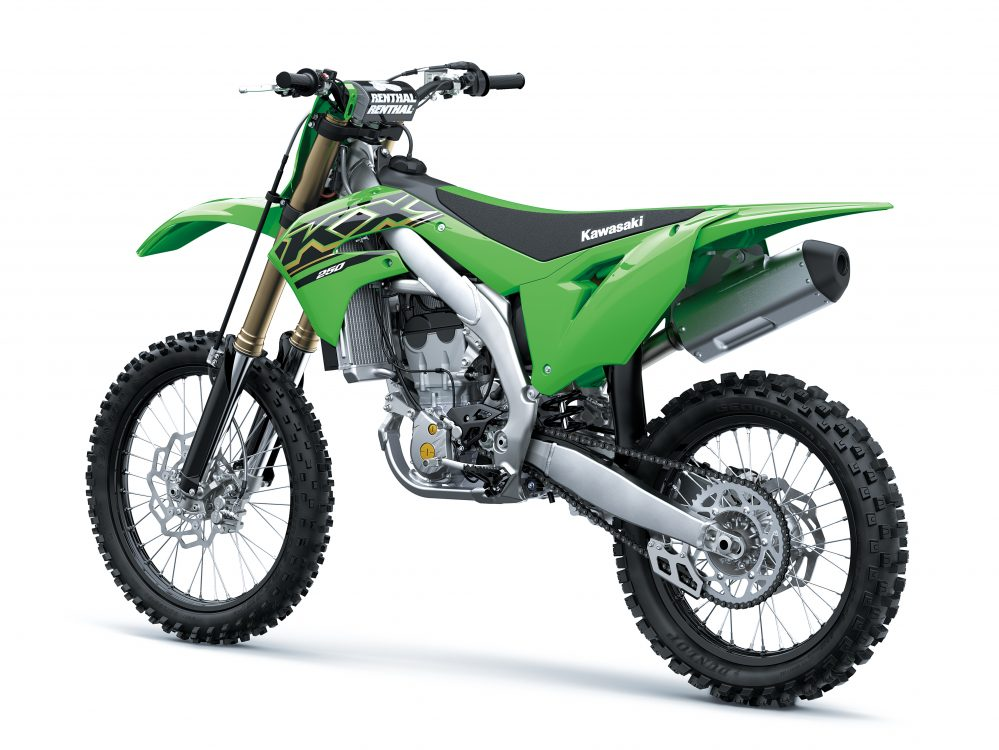 2021 KX250 - FACTORY-STYLE ENGINE COMPONENTS AND TUNING