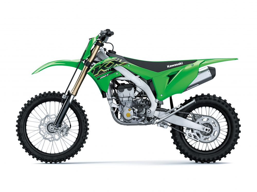 2021 KX250X - FACTORY-STYLE ENGINE COMPONENTS AND TUNING