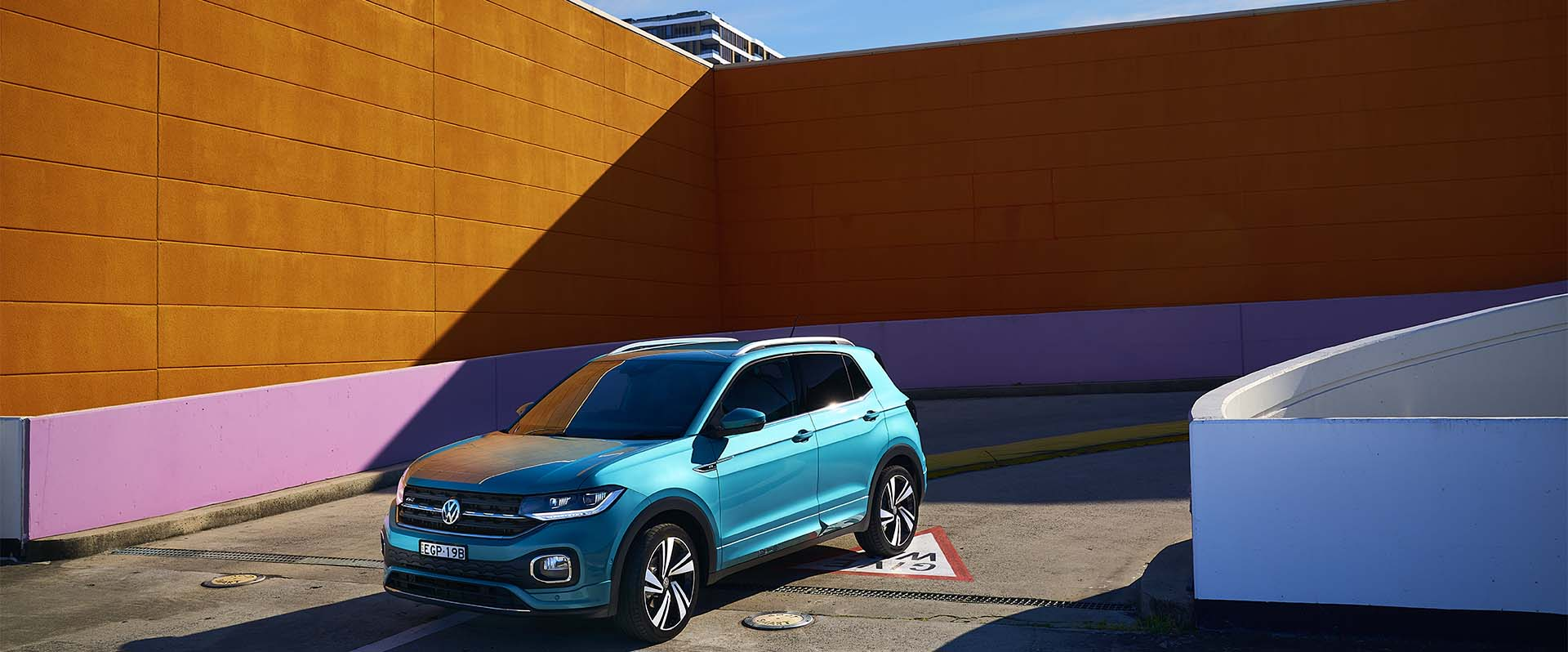 VW - T-Cross