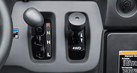 2021 MULE SX 4x4 XC SPECIAL EDITION - AUTOMATIC TRANSMISSION