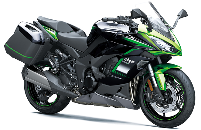2021 NINJA 1000SX SE - ADVANCED ELECTRONICS