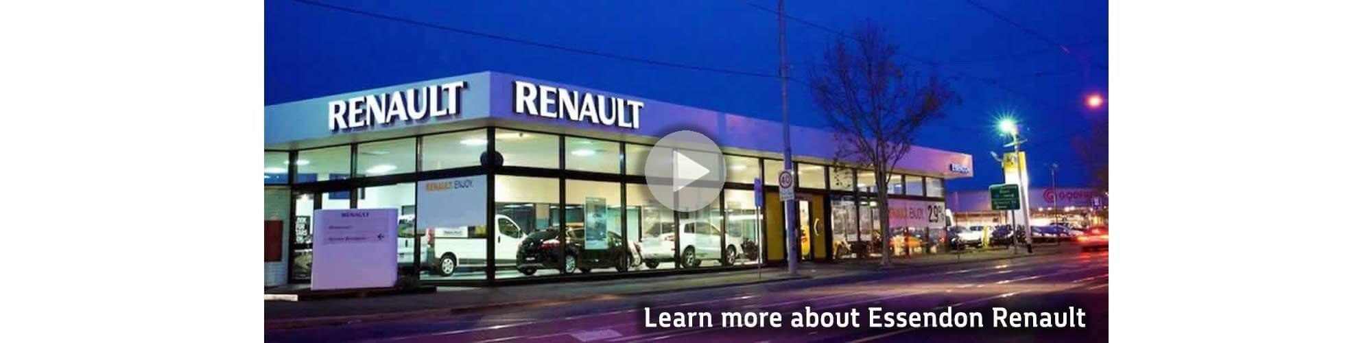 About Us - Essendon Renault Video