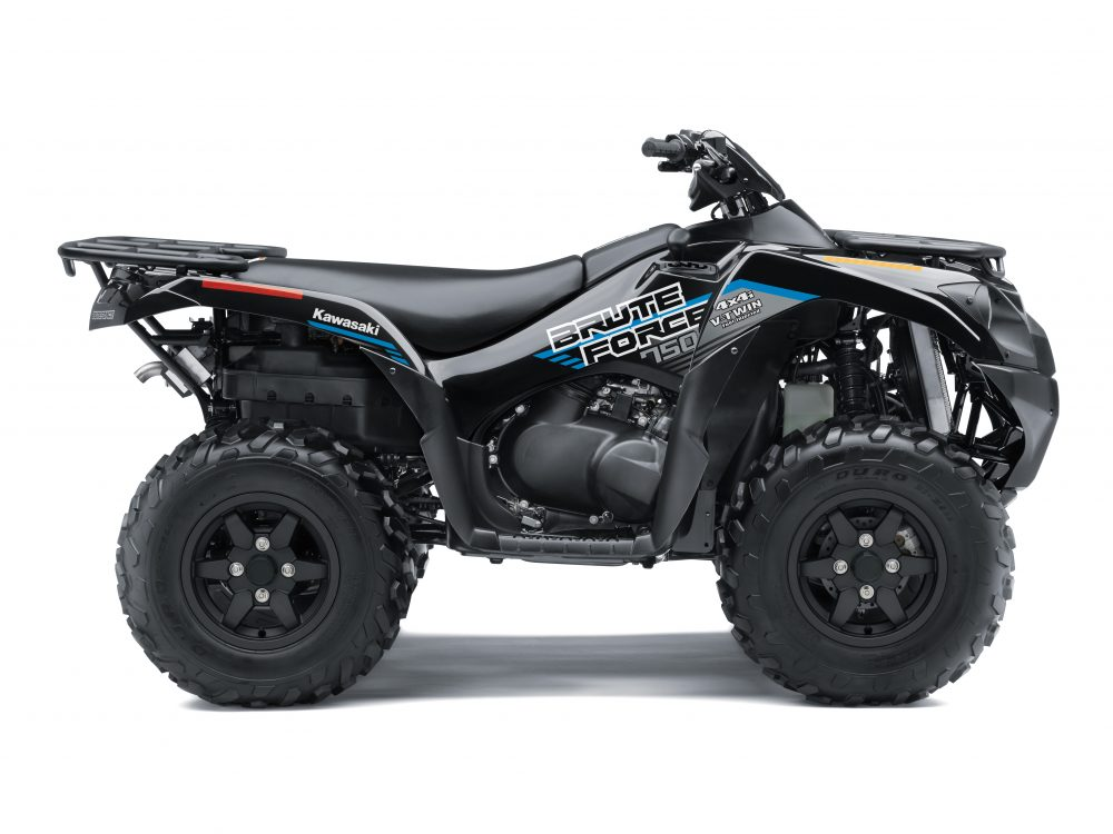 2021 BRUTE FORCE 750 - VARIABLE TORQUE FRONT DIFF