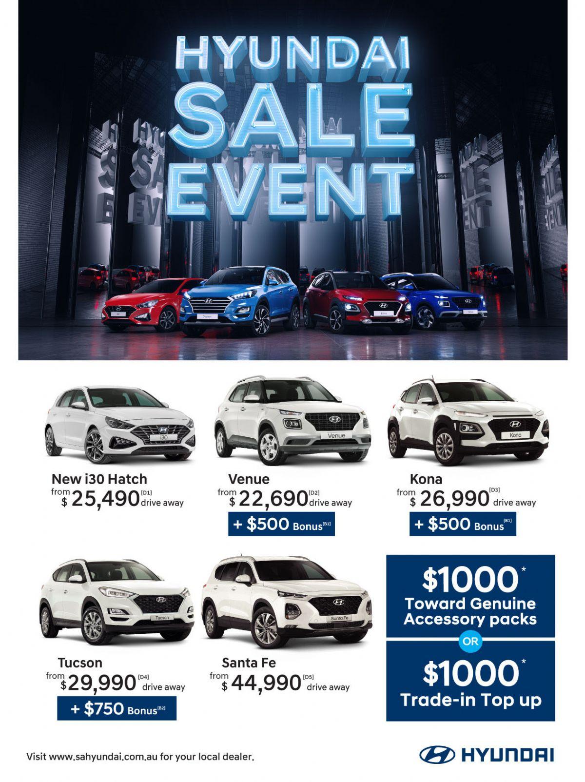 Rural Hyundai Dealer Campaign