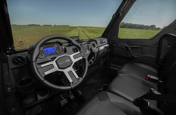 2021 Polaris Ranger XP 1000 EPS Northstar Edition - Features - Unmatched Comfort and Convenience