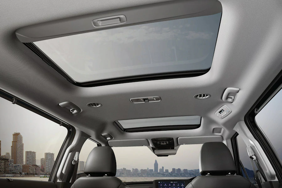 Dual Sunroof