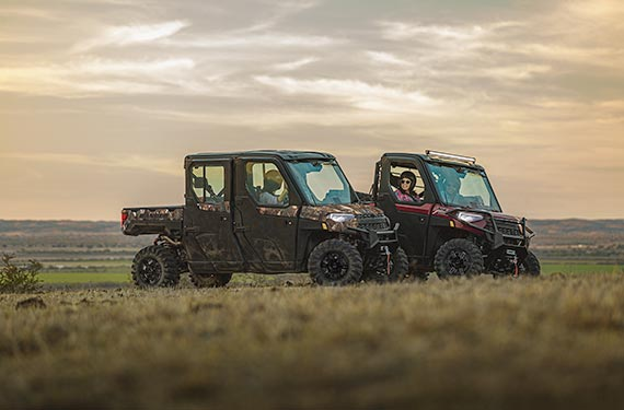 2021 Polaris Ranger Crew XP 1000 EPS Northstar Edition - Features - Introducing the New Northstar Lineup