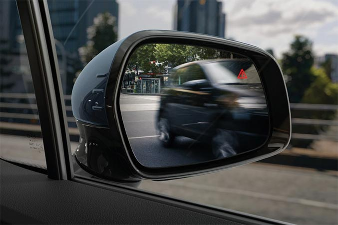 Blind Spot Assist