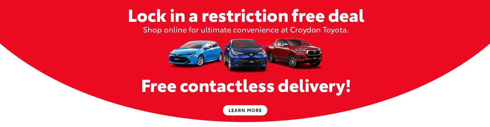 Croydon Toyota Value Advantage