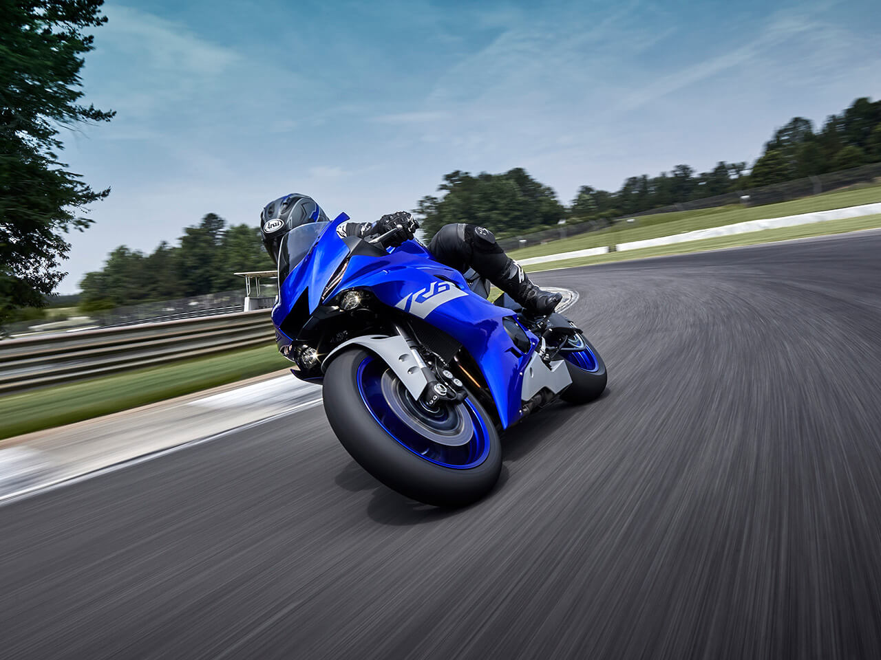 2020 Yamaha YZF-R6 Gallery 5