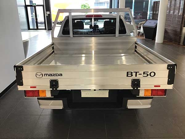 Werribee Mazda BT-50 Image