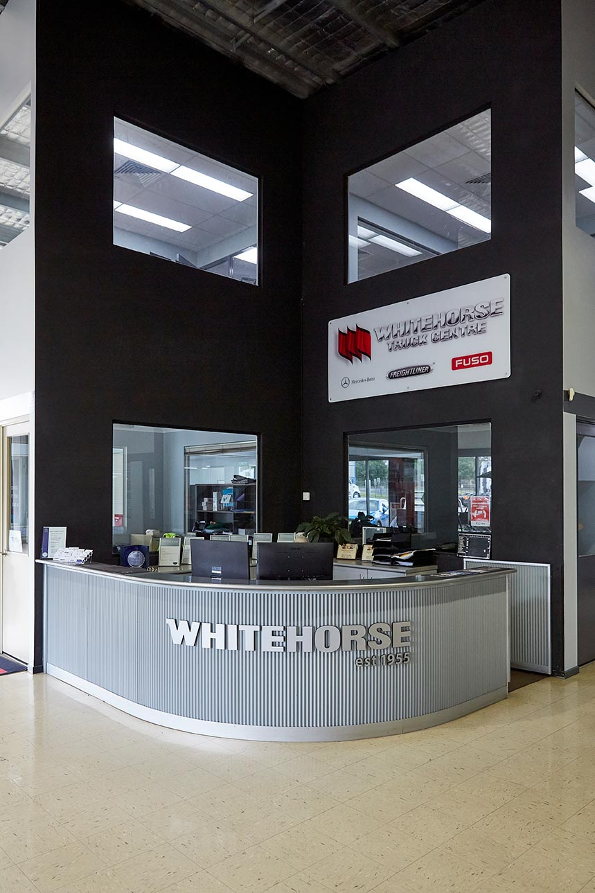 Whitehorse Truck Centre Elite Support