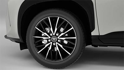 18 alloy wheels