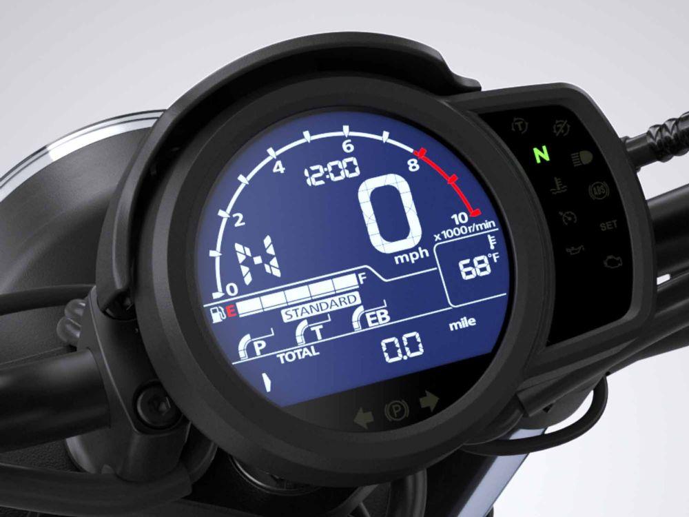 Honda_CMX1100_Dash