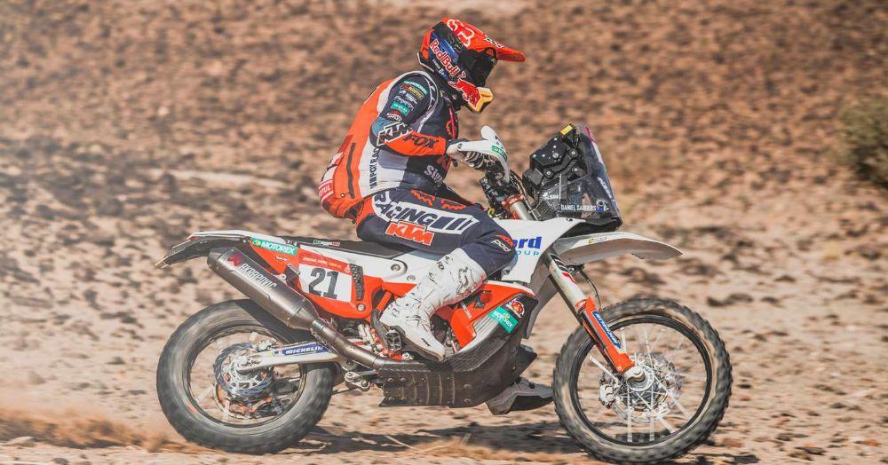 KTM_DanielSanders_Racing