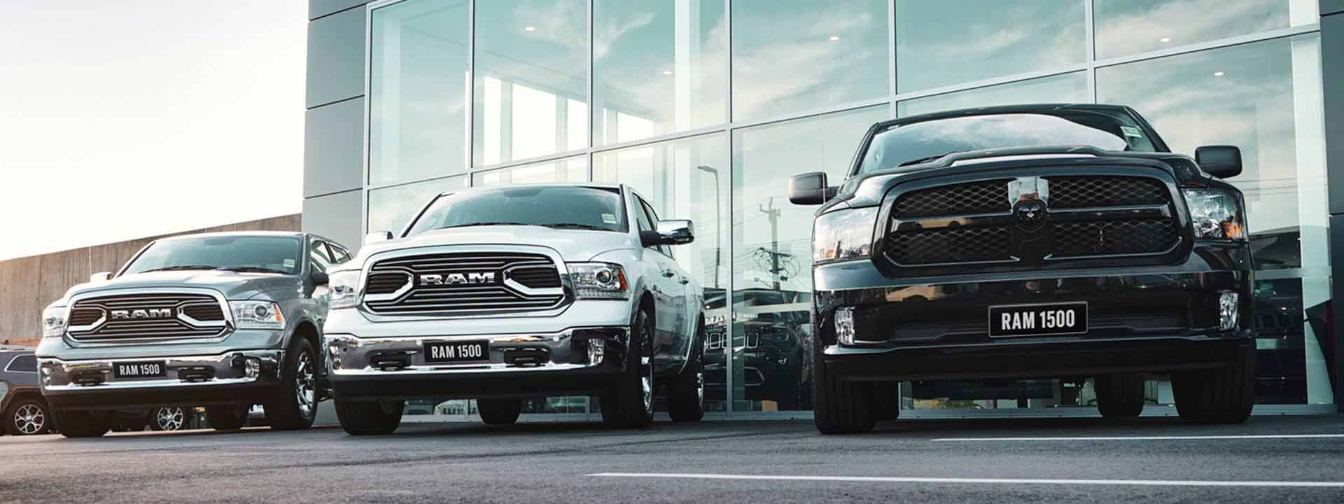 Ram Sponsors | Ram Trucks Australia