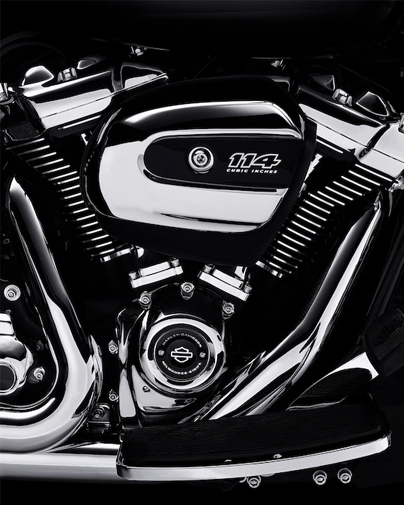 MILWAUKEE-EIGHT™ 114 ENGINE