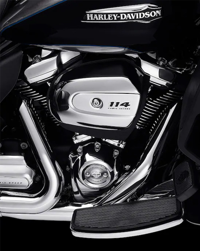 TWIN-COOLED™ MILWAUKEE-EIGHT™ 114 ENGINE