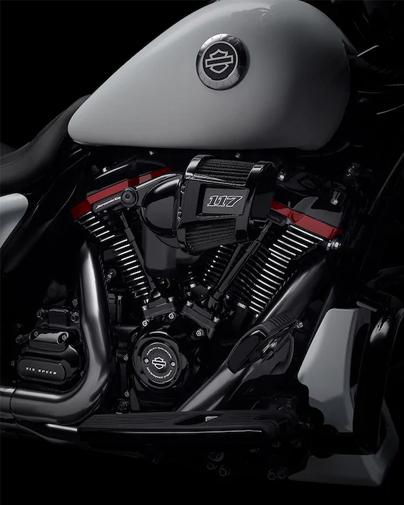 MILWAUKEE-EIGHT™ 117 ENGINE