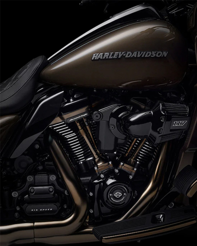 MILWAUKEE-EIGHT™ 117 ENGINE