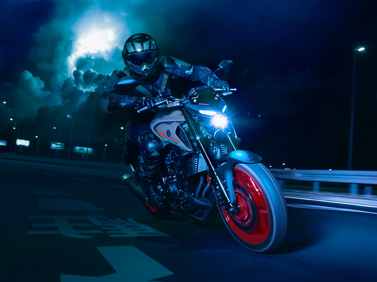 2021 Yamaha MT-03 Gallery 01