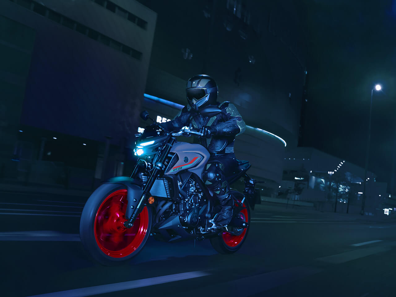 2021 Yamaha MT-03 Gallery 02