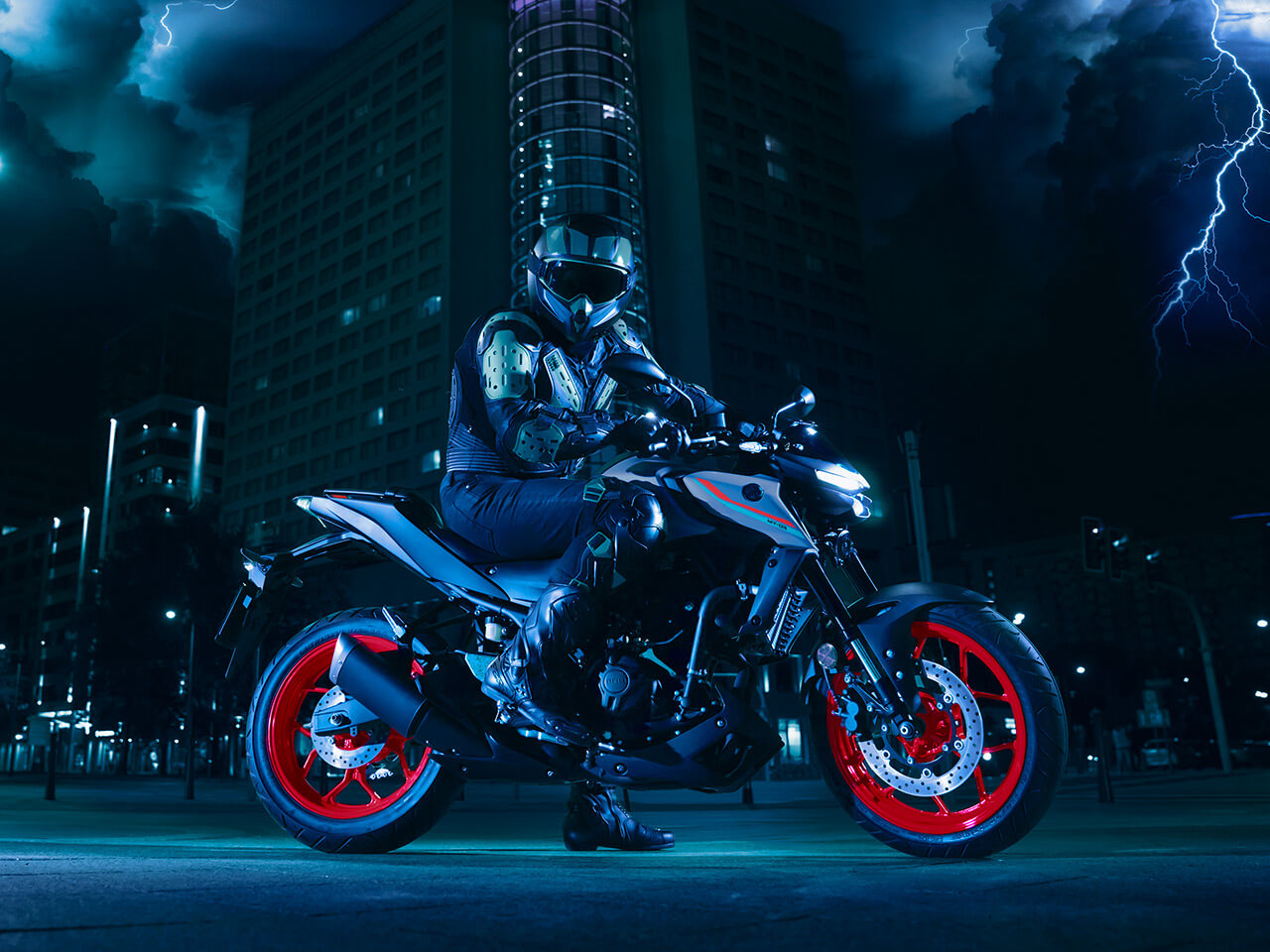 2021 Yamaha MT-03 Gallery 03