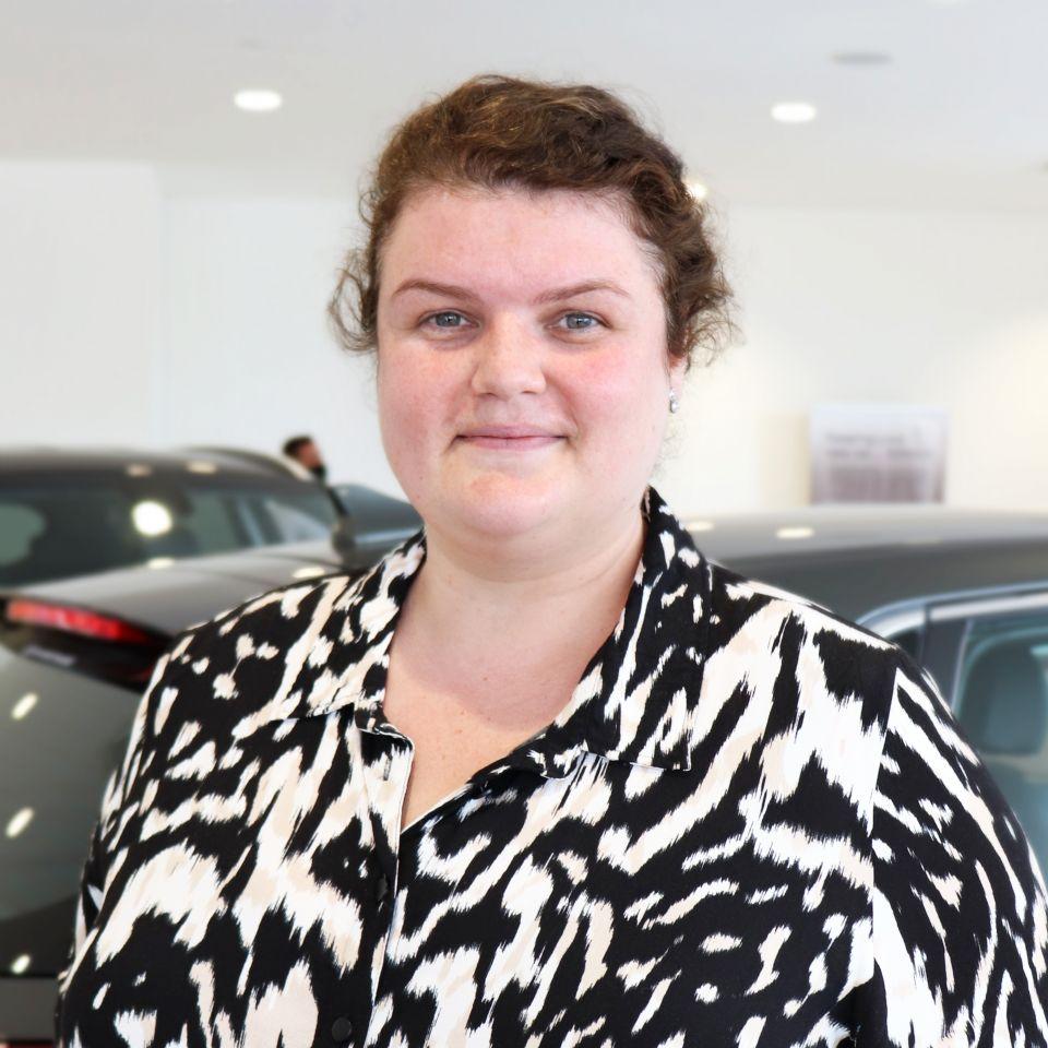 Anna Loughridge - Doncaster Hyundai