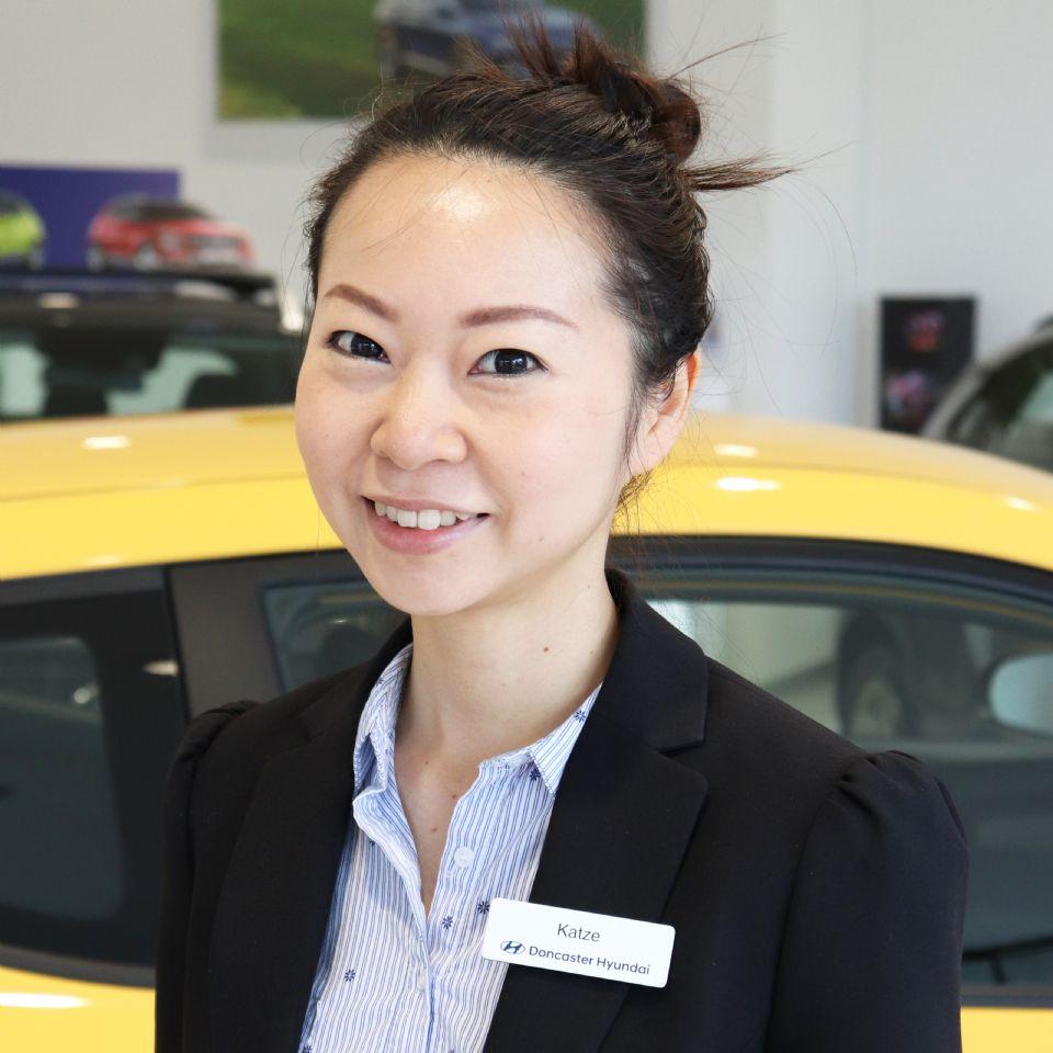 Katze Wong - Doncaster Hyundai