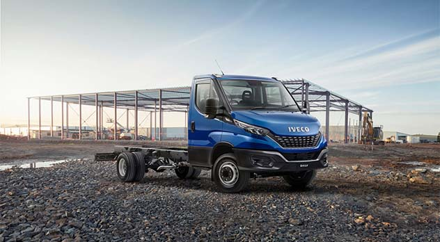 Iveco Daily Cab Chasis