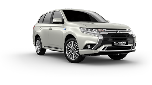 Outlander PHEV ES 5 Seats / S-AWC / Unleaded / Automatic - Feb21 image