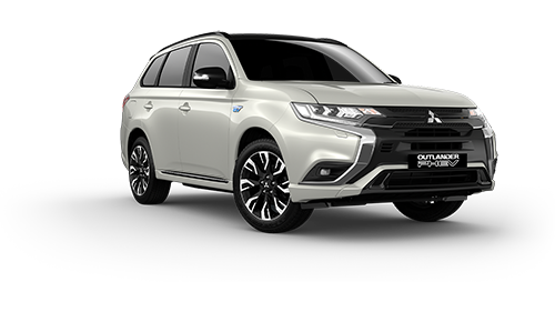Outlander PHEV GSR 5 Seats / S-AWC / Unleaded / Automatic - Feb21 image