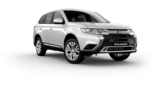 Outlander ES 5 Seats / 2WD / Unleaded / Automatic - Feb21 image