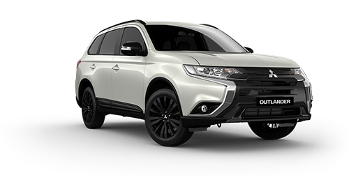 Outlander BLACK EDITION 7 Seats / 2WD / Unleaded / Automatic - Feb21 image