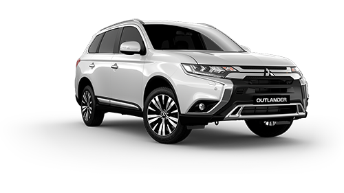 Outlander LS 7 Seats / 2WD / Unleaded / Automatic - Feb21 image