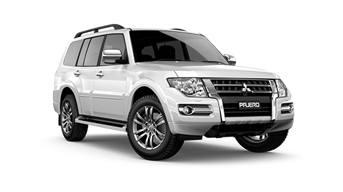 Pajero GLS 4WD / Diesel / Automatic - Feb21 image