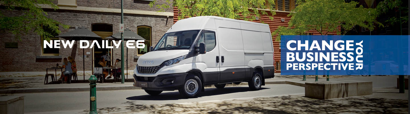 Iveco-New Daily Van E6-Change Your Business Perspective