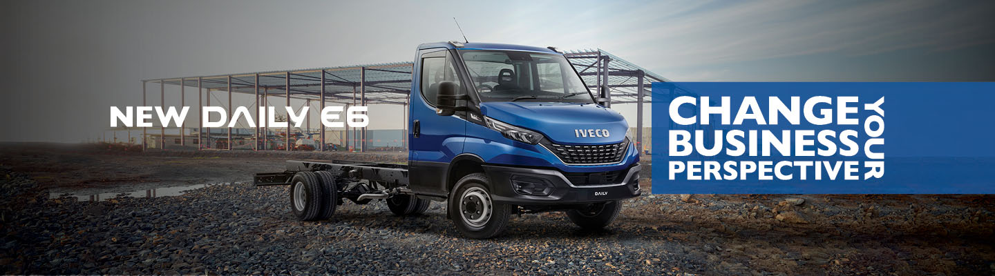 Iveco-New Daily Van-Change Your Business Perspective