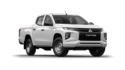 Triton GLX Double Cab / Pick Up / 4WD / Diesel / Manual - Feb21 image