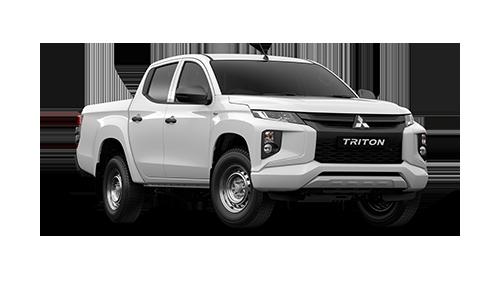Triton GLX Double Cab / Pick Up / 4WD / Diesel / Manual - Feb21 image
