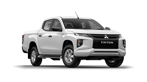 Triton GLX+ Double Cab / Pick Up / 4WD / Diesel / Manual - Feb21 image