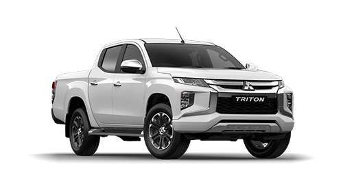 Triton GLX-R Double Cab / Pick Up / 4WD / Diesel / Manual - Feb21 image