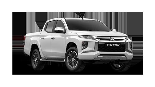 Triton GLX-R Double Cab / Pick Up / 4WD / Diesel / Manual - Feb21 image