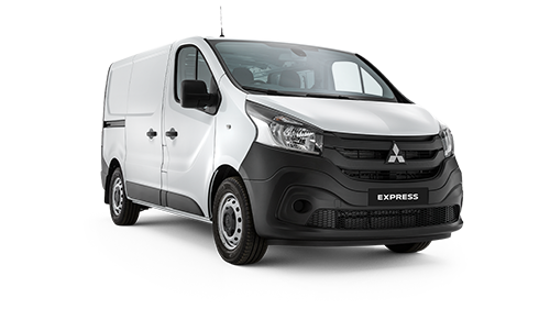 Express GLX SWB / 2WD / Diesel / Manual - Feb21 image