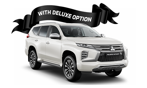 Pajero Sport GLS 7 Seats / 4WD / Diesel / Automatic *Deluxe Option* - Feb21 image