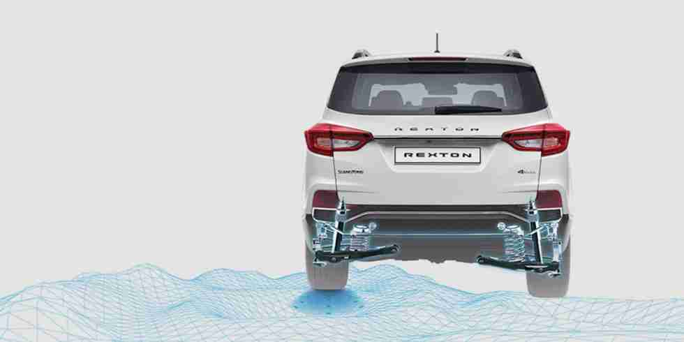 ssangyong-rexton-multi-link-suspension