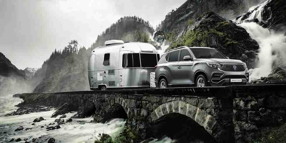 Rexton-Caravan