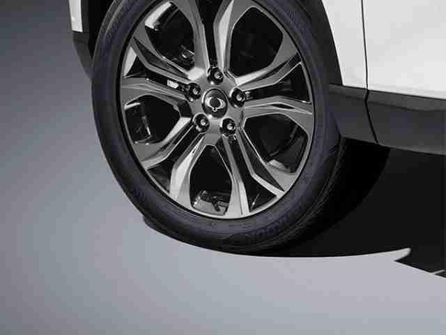 ssangyong-rexton-tyre-pressure