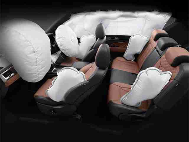 ssangyong-rexton-airbags