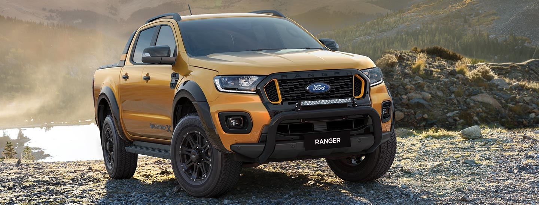 Ranger Wildtrak X
